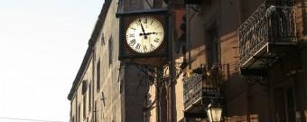 Luce sull'Antico Orologio