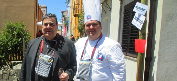 Angelo Sanna e Carmelo Carnevale