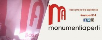 Maglietta Monumenti Aperti Bosa 2014