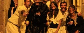 Maschere Carnevale estivo Bosa