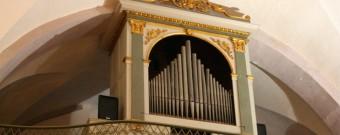 Organo della Chiesa del Carmelo di Bosa