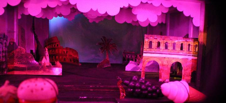 Circo Luce - Spettacolo di marionette