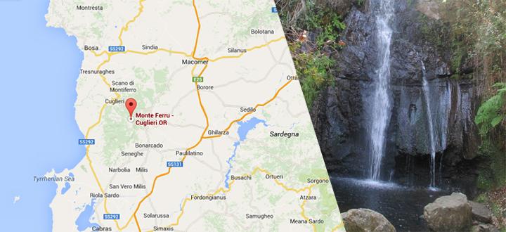 Cascata di Massabari