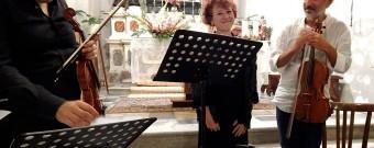 Magda Kocza e Dell - Musica Antica Bosa