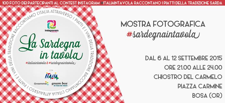 Cover Sardegna in Tavola