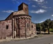 Abside Chiesa San Pietro