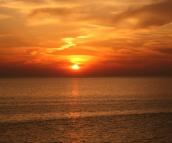 Bosa Sunset