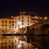 Il Ponte Vecchio di Notte