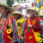 Spaventapasseri – Carnevale 2014