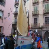 La barca e il fiume – Carnevale 2014