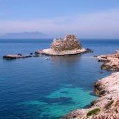 Cala Faraglione – Levanzo – Trapani – Sicilia